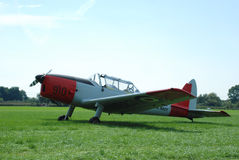 De Havilland Chipmunk Stock Photo