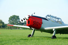 De Havilland Chipmunk Stock Images
