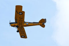 De Havilland DH-82A tigermal Fotografering för Bildbyråer