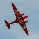 De Havilland DH88 Comet Racer Royalty Free Stock Photo