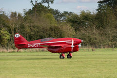 De Havilland DH88 Comet Racer Royalty Free Stock Image