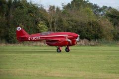 De Havilland DH88 Comet Racer Royalty Free Stock Photos