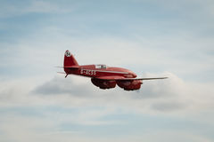 De Havilland DH88 Comet Racer Stock Image