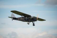 De Havilland DH80a Puss Moth aircraft Stock Photography