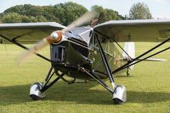De Havilland DH80a Puss Moth Royalty Free Stock Photo