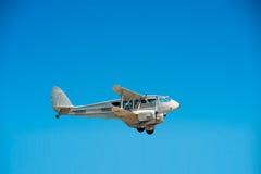 De Havilland Dragon拉皮德 库存图片