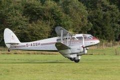 De Havilland Dragon Rapide Stock Photos