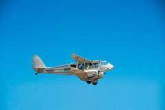 De Havilland Dragon Rapide. Photo taken during the Airshow in Krakow Stock Image