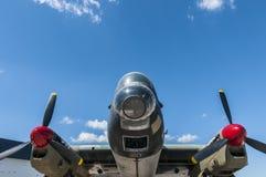 De Havilland Mosquito轰炸机 免版税库存图片