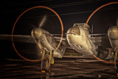 De Havilland Mosquito Royalty Free Stock Image