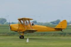 De Havilland Tiger mal Royaltyfri Foto
