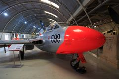 De Havilland Vampire Royalty Free Stock Photos