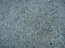 De havssanden och kiselstenarna Fotografering för Bildbyråer