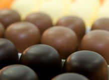De heemst van de chocolade Stock Afbeelding