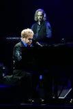 De heer Elton John stock fotografie