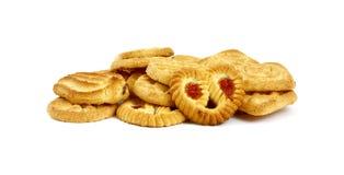 De heerlijke koekjes van de partij Stock Foto
