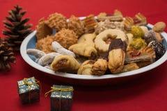 De heerlijke koekjes van Kerstmis Royalty-vrije Stock Fotografie