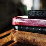 De heilige het christendomgodsdienst van het bijbelboek gelooft royalty-vrije stock fotografie