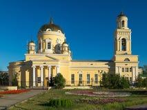De heilige Kathedraal van de Drievuldigheid Royalty-vrije Stock Fotografie