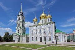 De heilige Kathedraal van de Veronderstelling Stock Foto's