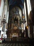 De heilige Kerk van de Drievuldigheid Royalty-vrije Stock Afbeeldingen
