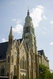 De heilige Kerk van de Familie, Chicago Stock Foto
