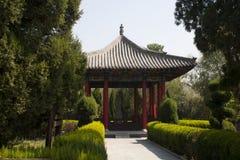 De heilige plaats van bedevaart in China Stock Foto's