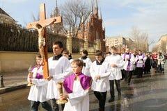 De Heilige Week van Pasen Stock Foto's