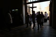 De Heilige Week van Pasen Stock Afbeeldingen