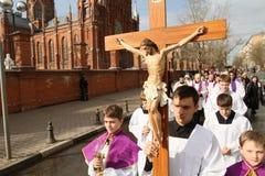 De Heilige Week van Pasen Royalty-vrije Stock Foto's
