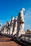 De Heiligen van Vatikaan Stock Foto's