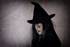 De heks van Halloween Royalty-vrije Stock Afbeeldingen