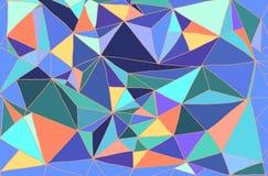 De heldere abstracte achtergrond van de handtekening, multicolored velen vector illustratie