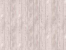 De heldere beige houten vloer van de bureausoppervlakte - achtergrond Royalty-vrije Stock Fotografie