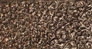 De heldere, gekleurde textuur van de oppervlakte van het pleister in de stijl van een zolder, kan als achtergrond worden gebruikt stock afbeelding