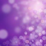 De heldere kleurrijke achtergrond van het bokeh lichteffect Royalty-vrije Stock Foto