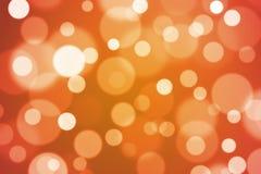 De heldere kleurrijke bokehlichten vertroebelen abstracte achtergrond Stock Foto's