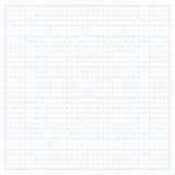 De heldere textuur van het blauwdruk vierkante net Stock Fotografie