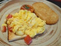 De hele dag ontbijt Royalty-vrije Stock Fotografie