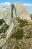 De helft-koepel van Yosemite Stock Afbeelding