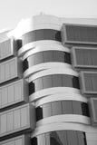 De helft van moderne architectuur Royalty-vrije Stock Foto