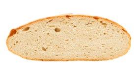 De helft van naar huis gemaakt brood Royalty-vrije Stock Foto's