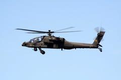 De helikopter van Apache stock foto
