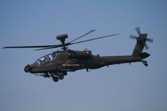 De helikopter van Apache Stock Afbeeldingen