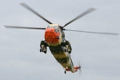 De Helikopter van de redding Royalty-vrije Stock Foto's