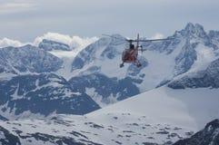 De Helikopter van de redding Royalty-vrije Stock Afbeelding