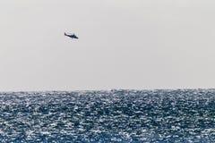De Helikopter van de volle zee Stock Fotografie