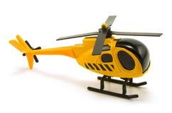 De helikopter van het stuk speelgoed stock afbeelding