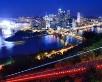 De Helling van Pittsburgh stock foto's