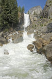 De helling van Yosemite Royalty-vrije Stock Afbeeldingen